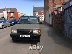 Land Rover Range Rover P38 2.5 BMW diesel NO RESERVE