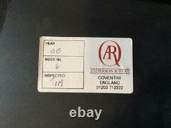 Land Rover Range Rover P38A Autobiography Leather Centre Console VHS BRAND NEW