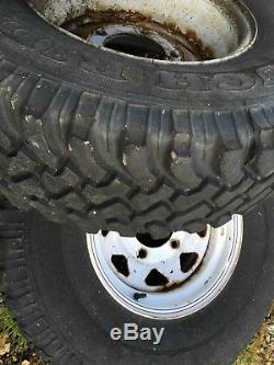 Landrover Tyres & Wheels Fit Series, Defender, Discovery, Range Rover, X 5