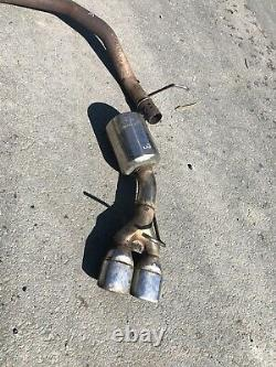 Lot3 RANGE ROVER P38 2.5 4.0 4.6 Exhaust Stainless Twin Pipe 97 To 02