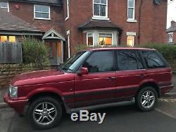 NO RESERVE Range Rover p38 4.6HSE MOT May'19, runs fine on short trips