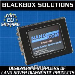 Nanocom Evolution Range Rover P38 EDC Diagnostics (NCOM06)