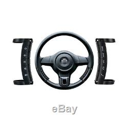 New Wireless Universal Car Steering Wheel Button Remote Control For DVD GPS MP3