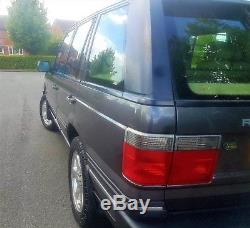P38 Range Rover 2002 4.6 V8 LPG One of the last Ones Immaculate