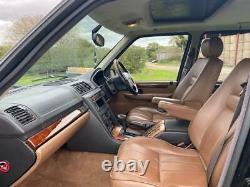 P38 Range Rover 4.6 HSE UK RHD Car in Excellent Condition & Well Cared For