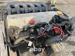 RANGE ROVER P38 2.5 BMW DIESEL COMPLETE ENGINE 94-99 AUTOMATIC TRANS 142k Miles