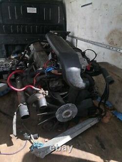 RANGE ROVER P38 2.5 DIESEL ENGINE 2001 plastic manifold