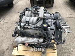 RANGE ROVER P38 4.6 THOR V8 COMPLETE ENGINE 109k Miles 98-02 Not Gems