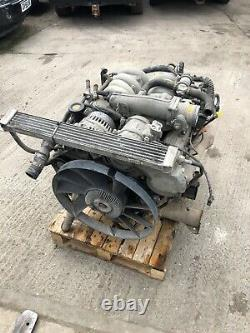 RANGE ROVER P38 4.6 THOR V8 COMPLETE ENGINE 133k Miles 98-02 Not Gems