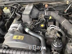 RANGE ROVER P38 4.6 V8 TOP HAT LINER TURNER ENGINEERING ENGINE 19,000 Miles