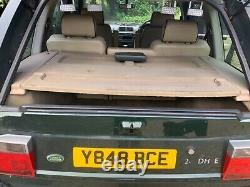 Range Rover 2.5 DHSE P38 Diesel Automatic