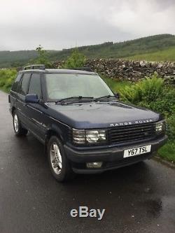 Range Rover 4.0 P38