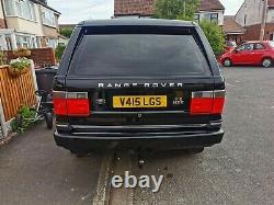 Range Rover 4.6 V8 P38 LPG