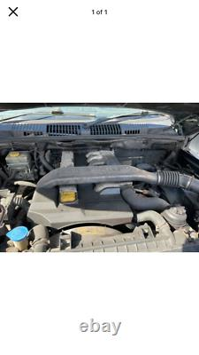 Range Rover Engine 2.5 Diesel Complete 1994/2003 P38