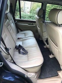 Range Rover P. 38 2000. Autobiography. Long MOT