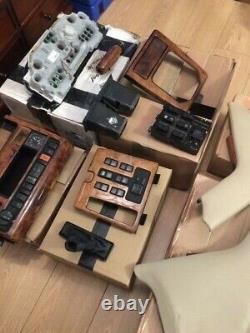 Range Rover P 38 Wood Effect Trim Used
