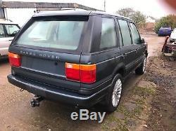 Range Rover P38 1997 4.6 HSE 19Sport Wheels Pirelli tyres MOT till 16/6/18
