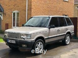 Range Rover P38 (1999) 4.0 V8 HSE Auto LPG MOT 9/19