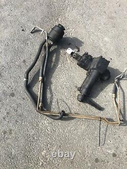 Range Rover P38 2.5 4.0 4.6 Power Steering Box Landrover Series Maybe Conversion