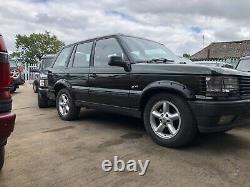 Range Rover P38 2.5 4.6 4.0 Extended Wheel Arches Off Road Upgrade Vgc 94-02