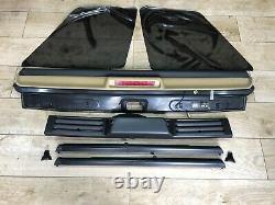Range Rover P38 2.5 4.6 4.0 Genuine Roller Blind Kit Set Mega Rare Upgrade 94-02
