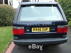 Range Rover P38 2.5 Auto Diesel