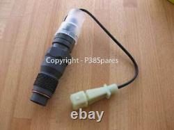 Range Rover P38 2.5 BMW TD Diesel Engine Fuel Injector Unit + Sensor 1994-1998