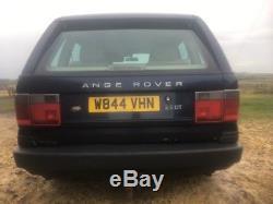 Range Rover P38 2.5 BMW diesel engine