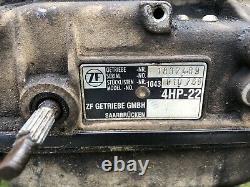 Range Rover P38 2.5 Diesel Auto Gearbox Transfer Box And Torque Converter 98-02