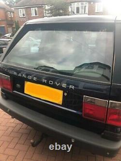 Range Rover P38 2.5 Diesel (BMW) 2000