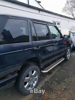 Range Rover P38 2.5 Diesel Spares Repairs Project