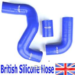 Range Rover P38 2.5l Diesel Turbo Intercooler Silicone Hose Pipe Kit Land Rover