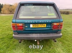 Range Rover P38 2000 4.6 auto