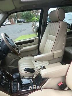 Range Rover P38 2001 4.6 V8 Vogue