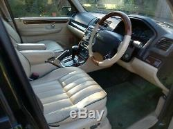 Range Rover P38 2001 76783 miles. One owner from new