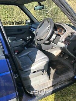 Range Rover P38 3.5 DT