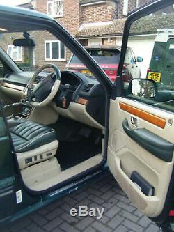 Range Rover P38 30th Anniversary
