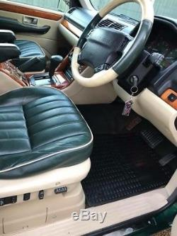 Range Rover P38 30th Anniversary Ltd edition