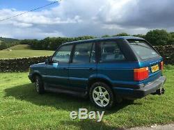 Range Rover P38 4.0 Manual P reg/ 1996. NO RESERVE