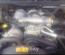 Range Rover P38 4.0 Thor Engine Good Runner 76000 Miles