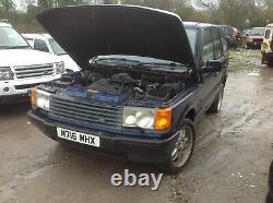 Range Rover P38 4.0 V8 Auto Spares/Repair