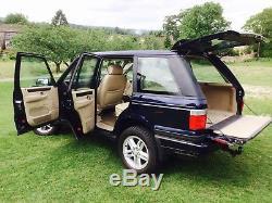 Range Rover P38 4.6
