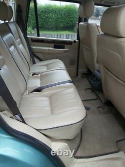 Range Rover P38 4.6 HSE