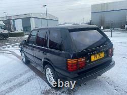 Range Rover P38 4.6 HSE 1996 P Reg, V5, Long MOT