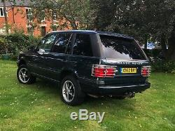 Range Rover P38 4.6 Holland And Holland 2001 Very Rare & Collectible P38 R/r