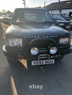 Range Rover P38 4.6 Lpg With Winch