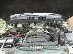 Range Rover P38 4.6 Thor Engine Tested And Running No Ancilliaries
