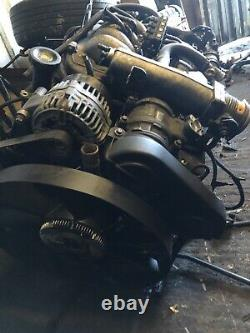 Range Rover P38 4.6 Thor V8 Complete Good Engine 11/99