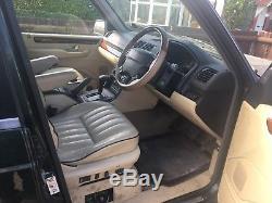 Range Rover P38 4.6 V8 80000 Miles Coil Converted