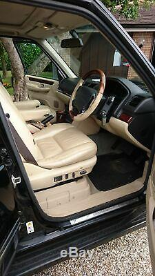 Range Rover P38 4.6 V8 Autobiography